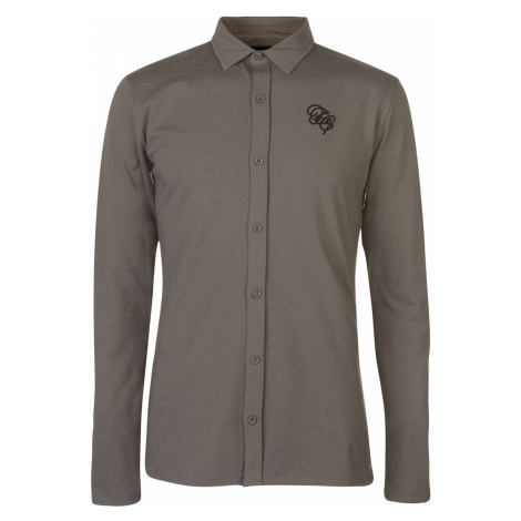 Fabric Embroidered Shirt