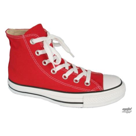 CONVERSE All Star Hi Červená Bílá