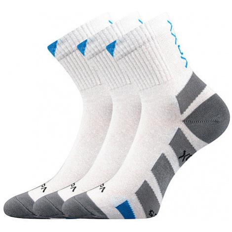 3PACK ponožky VoXX bílé (Gastl) M