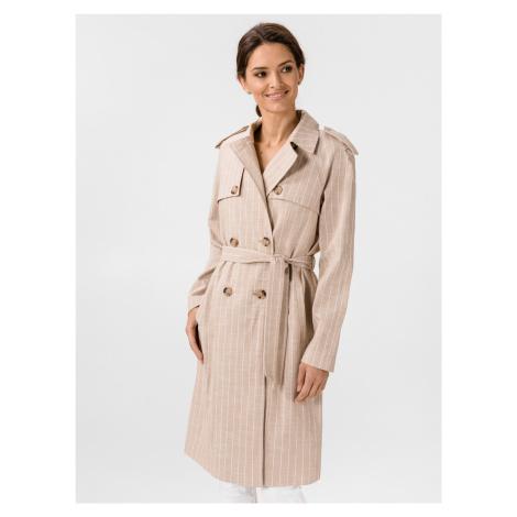 Poppy Kabát Vero Moda Barevná