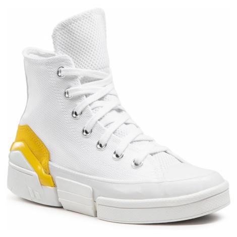 Plátěnky CONVERSE - CPX70 Hi 568648C White/Speed Yellow/Black