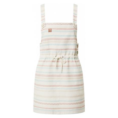 Iriedaily Laclová sukně 'Caipini' offwhite / béžová / pastelově červená