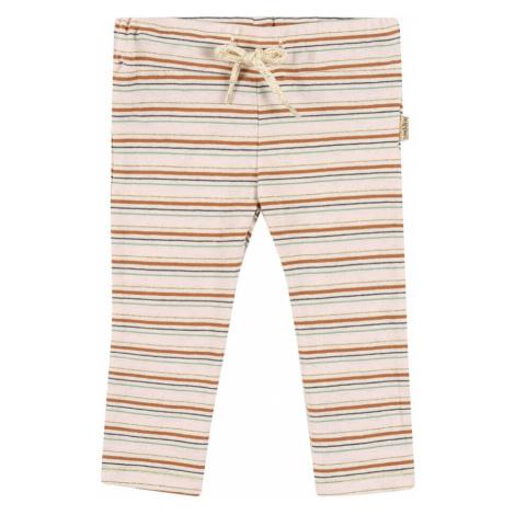 Noppies Kalhoty ' Miramichi ' hnědá / modrá / růžová