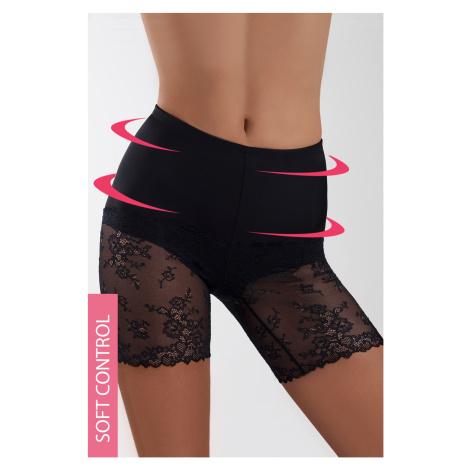 Formující a ochranné kalhotky Alison černé