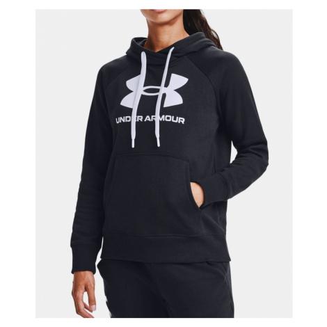 Dámská mikina Under Armour Rival Fleece Logo Hoodie