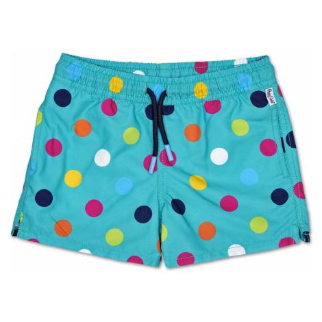 Big Dot Swim Shorts Happy Socks