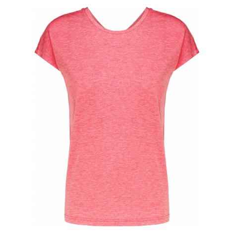 Tričko On Running COMFORT-T WOMAN červená