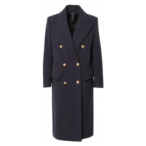 DRYKORN Přechodný kabát 'WORTHING' marine modrá