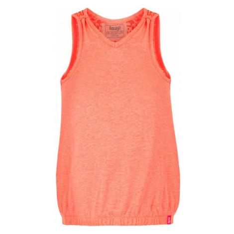 Loap BORKA oranžová - Dívčí tílko
