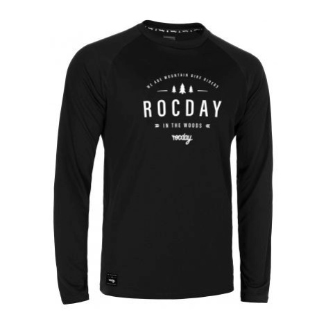 Dres na kolo Rocday Patrol Black