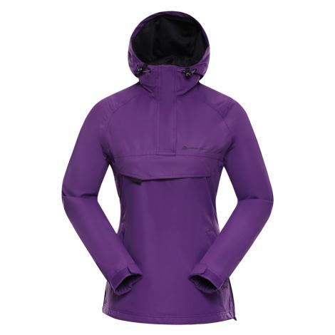 ALPINE PRO CELESTA Dámská bunda klokan LJCN217827 Amaranth purple