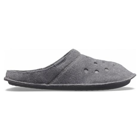 Crocs Classic Slipper Charcoal/Charcoal