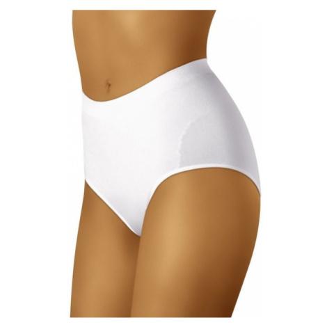 Dámské stahovací kalhotky Wolbar Perfecta bílé | bílá