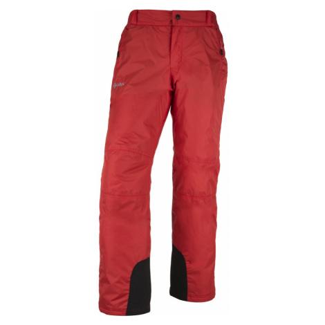 KILPI Pánské lyžařské kalhoty GABONE-M JM0203KIRED Červená