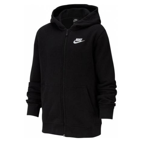 Dětská mikina Nike Fundamentals Hoody Černá
