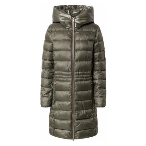 ESPRIT Zimní kabát khaki