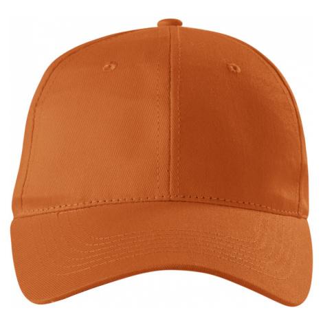 Piccolio Sunshine Uni čepice P3111 oranžová