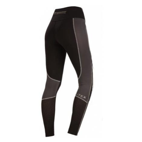Dámské běžecké kalhoty Litex 5A469 | černá