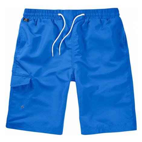 Brandit Kalhoty krátké koupací Swimshorts modré