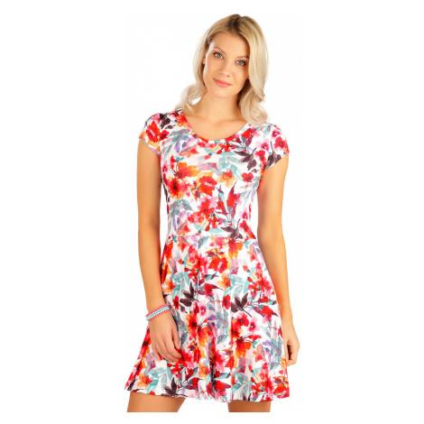 LITEX Šaty dámské s krátkým rukávem 5B084