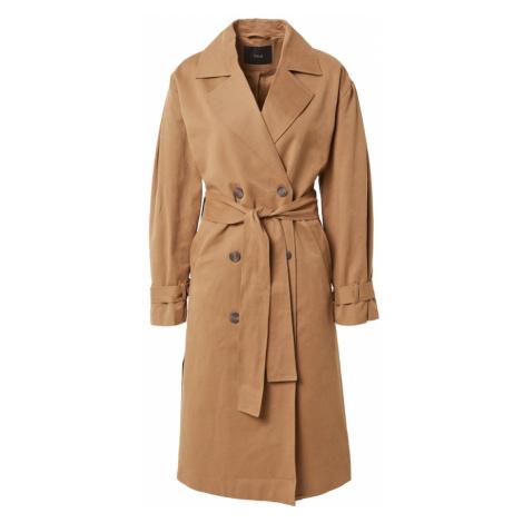 Y.A.S Přechodný kabát 'EMIRA' světle hnědá