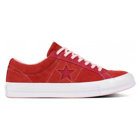 BOTY CONVERSE One Star U - červená