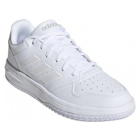 adidas GAMETALKER bílá - Pánská basketbalová obuv