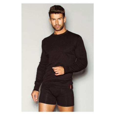 Pánské tričko Henderson 2149 BT černé | černá