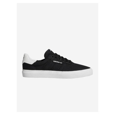 3MC Vulc Tenisky adidas Originals Černá