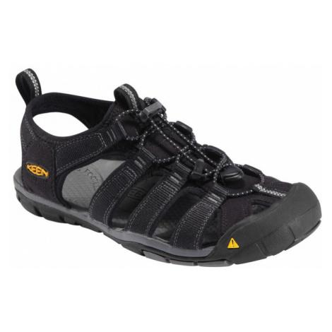 Pánské sandály Keen Clearwater CNX M black/gargoyle 8,5 UK