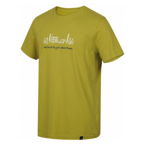 Pánské tričko Hannah Matar citronelle (print 2)