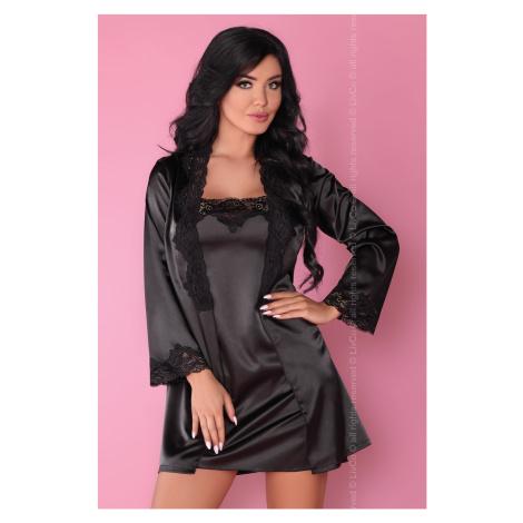 LivCo Corsetti Fashion | Jacqueline | černá Livia Corsetti