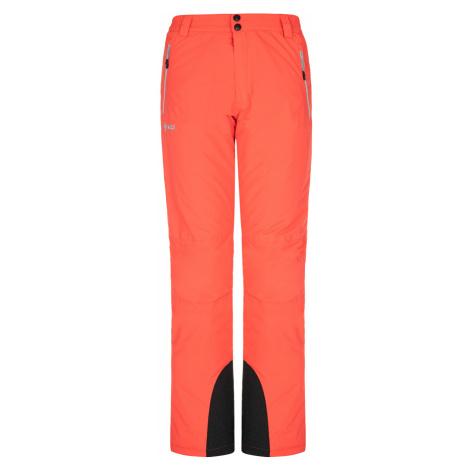 KILPI Dámské lyžařské kalhoty GABONE-W NL0021KICOR korálová