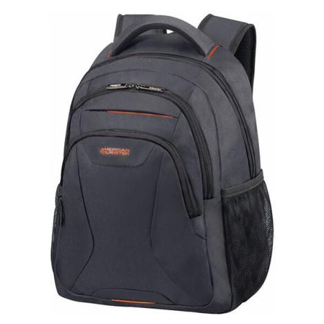 """American Tourister Batoh At Work Laptop Backpack 33G 20,5 l 13.3""""-14.1"""" - šedá/oranžová"""