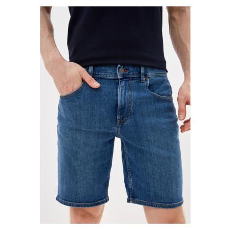 Tommy Hilfiger pánské modré šortky Brooklyn