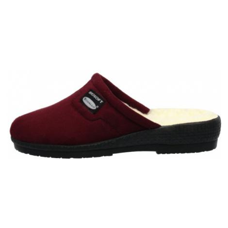 ROGALLO, Domácí obuv  3320/00 červená EU 42