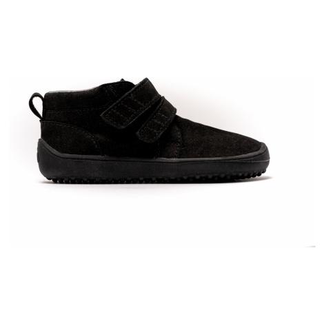 Dětské barefoot boty Be Lenka Play - All Black 35