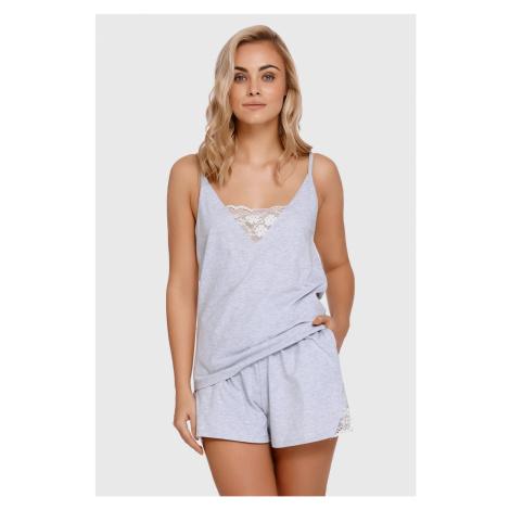 Dámské bavlněné pyžamo Sarai Doctor Nap