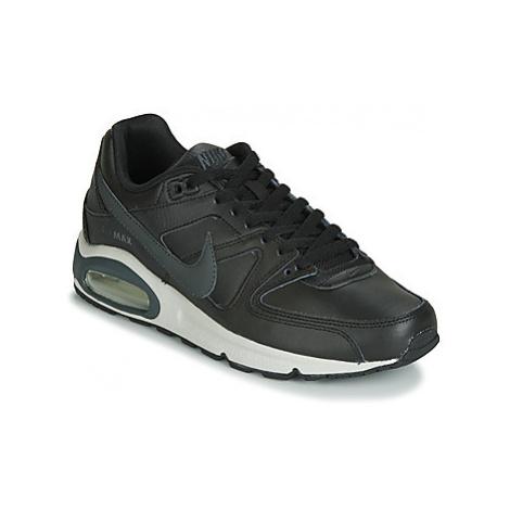 Nike AIR MAX COMMAND LEATHER Černá