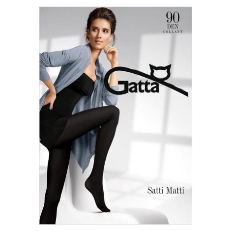 Dámské punčochové kalhoty Gatta Satti Matti 90 den černá