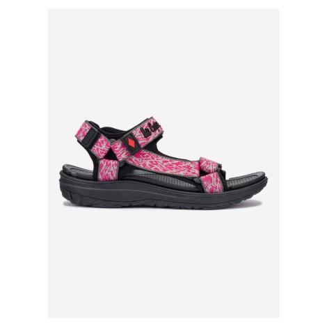 Outdoor sandále Lee Cooper Růžová