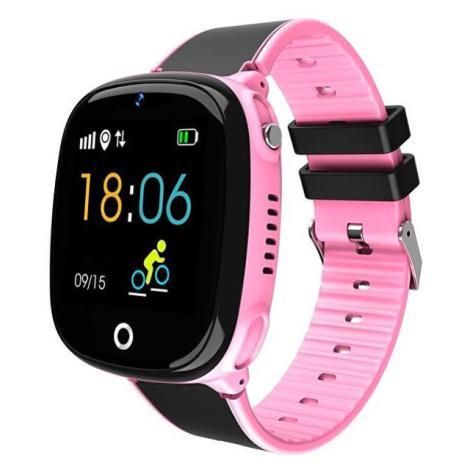 Wotchi Dětské Smartwatch W11P s fotoaparátem - Pink