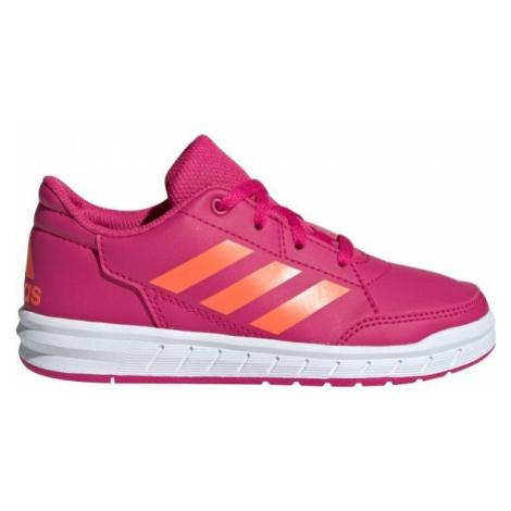 adidas ALTASPORT K růžová - Dětská vycházková obuv