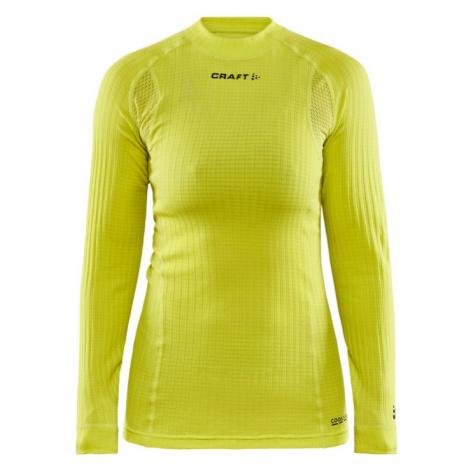 Dámské tričko CRAFT Active Extreme X LS žlutá