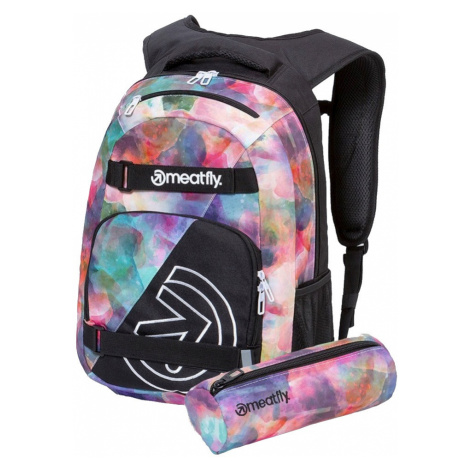 Batoh Meatfly Exile 5 l universe color, black 24l