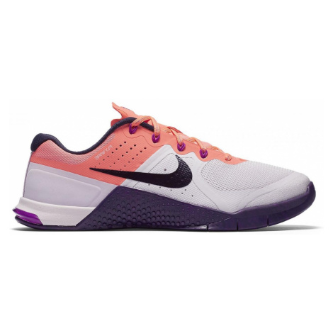 Dámské fitness boty Nike Metcon 2 Růžová / Šedá