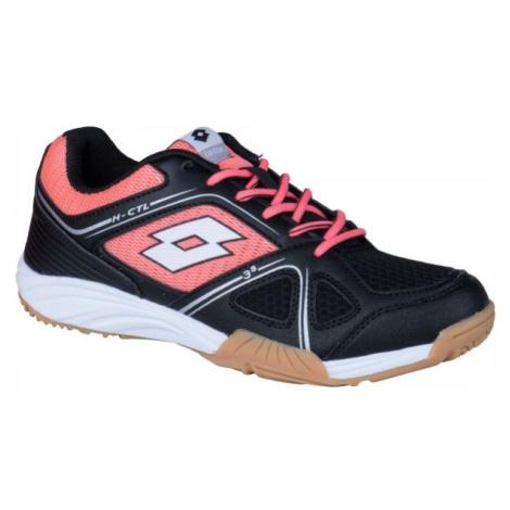 Lotto JUMPER 400 II W černá - Dámská sálová obuv
