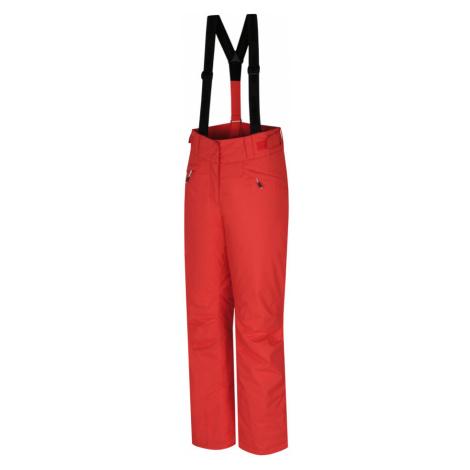 HANNAH AWAKE Dámské lyžařské kalhoty 10007212HHX01 Hot coral