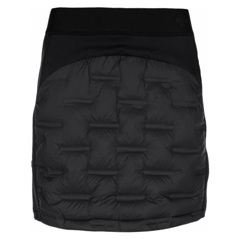 KILPI Dámská péřová sukně LIAN-W NL0057KIBLK Černá