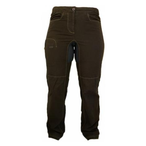 Salewa kalhoty dámské Boulderine, hnědá